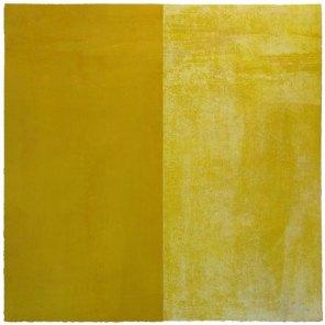 Amarillo-Blanco   100 x 100 cm