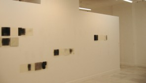vista de la instalación | sala El Brocense · Cáceres