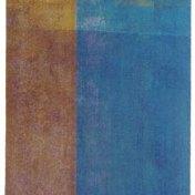 Morado-Turquesa | 100 x 75 cm