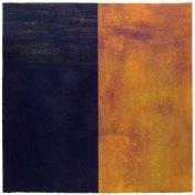 Violeta-Amarillo | 100 x 100 cm
