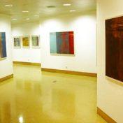 Vista exposición Olhar Além | galería CPS · Lisboa