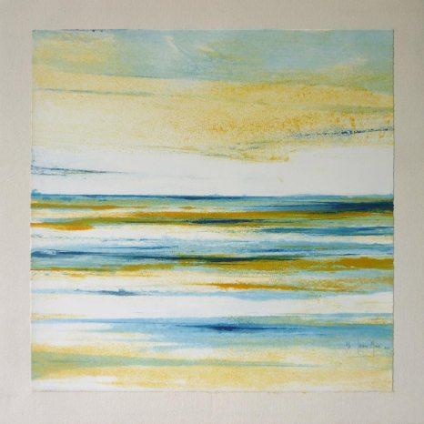 0001 'mar sonoro' | 54 x 54 cm