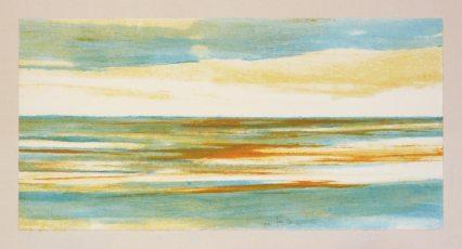 002 'mar sem fundo'   54 x 108 cm