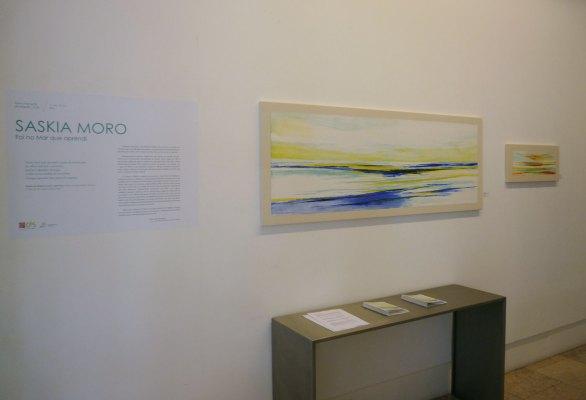 Vista de la exposición CPS- Centro Cultural de Belém