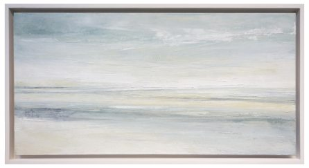 Memória II   30 x 60 cm   óleo sobre lienzo encolado tabla · enmarcado 34 x 64 cm