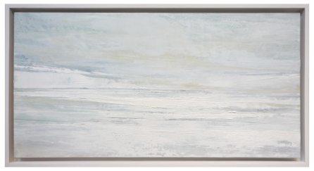 Memória III | 30 x 60 cm | óleo sobre lienzo encolado tabla · enmarcado 34 x 64 cm