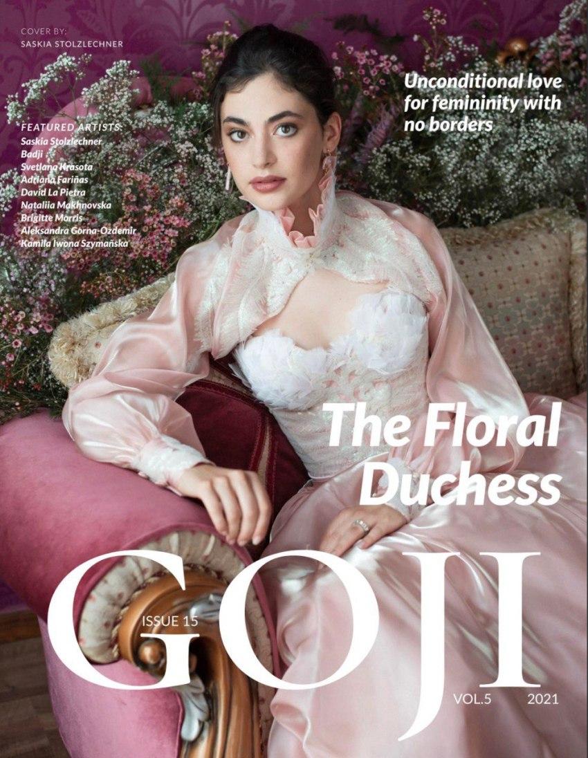 fashion photographer vienna austria editorial magazine cover