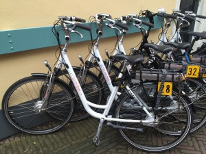 Utrecht fietsverhuur