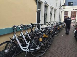 Utrecht fietsenverhuur