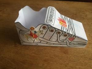 Schoen gezet