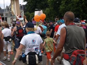 Vierdaagse laatste km's 2013