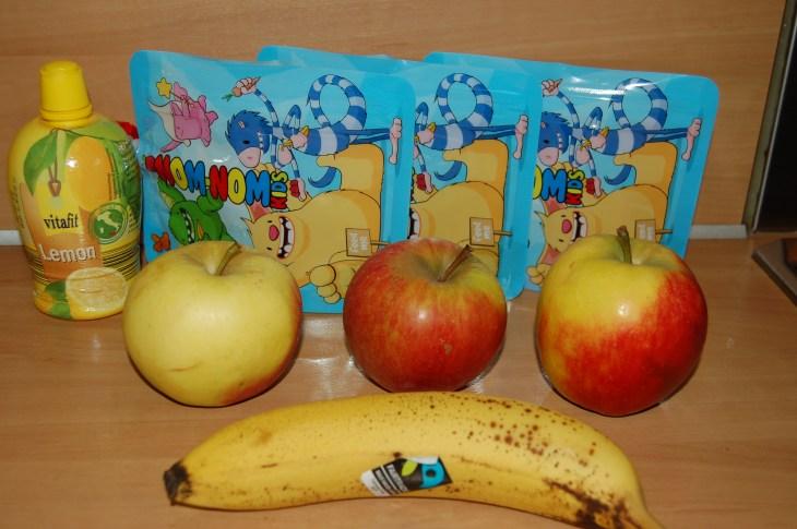 knijpfruit ingredienten