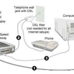 Dsl Splitter Wiring Diagram Spa Schematic Internet Pots