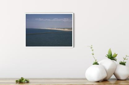 """De Pier Hoek van Holland Wall Art Picture (11.7""""x16.5"""")"""