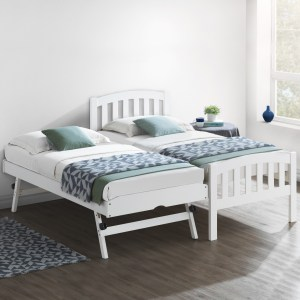 Blake Guest Bed White