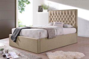 Wilson Fabric Ottoman Bed