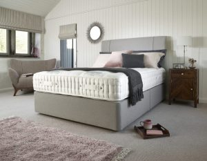 Harrison Spinks Blarney 11200 Pocket divan Bed