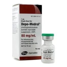 Depo-Medrol 80mgml 1ml Single Dose Vial | Southern ...
