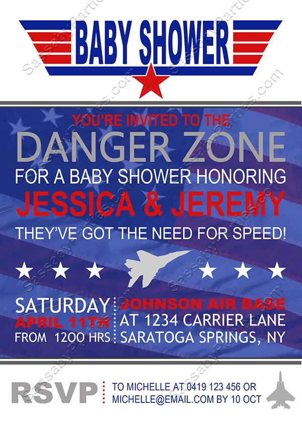 Create Baby Shower Invitations Online