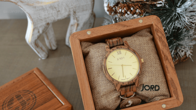 JORD Designer Wood Watch