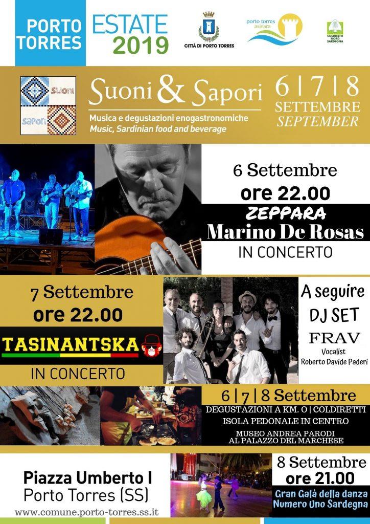 Cosa fare nel week-end nella provincia di Sassari? Scopri la selezione degli eventi migliori