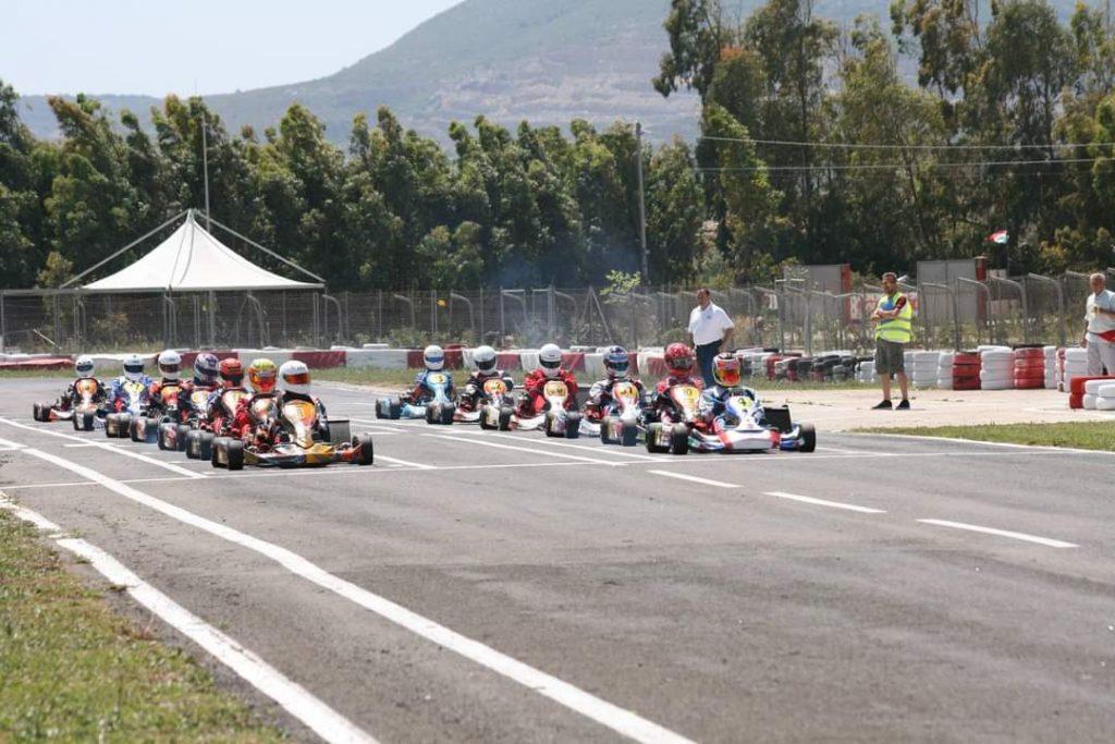 Motorsport, il campionato Kart riparte da Alghero