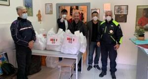 Donazione comunità cinese Sassari