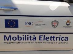 Mobilità elettrica Oristano