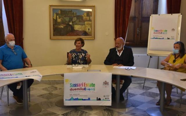 Sassari Estate 2020 programma