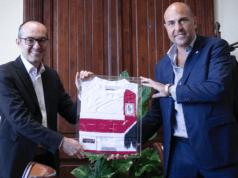 Paolo Truzzu e Tommaso Giulini