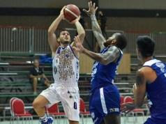Dinamo Sassari contro Brindisi