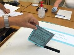 Referendum costituzionale Oristano affluenza