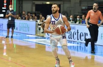 Stefano Gentile Dinamo Sassari