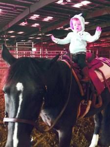 Future Horse Trick Rider