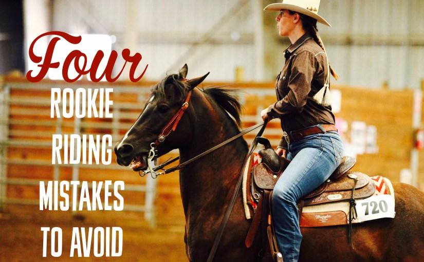 Beginning Horseback Rider Mistakes