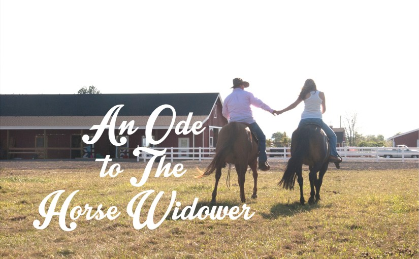 Ode to The Horse Widower