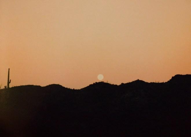Wickenburg Arizona Sunrise