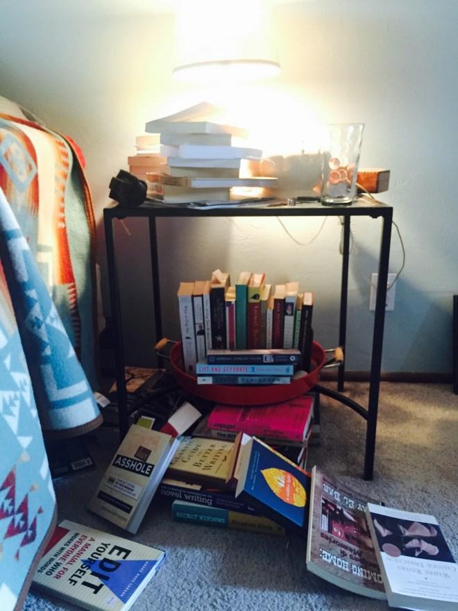 Bedside Bookstand