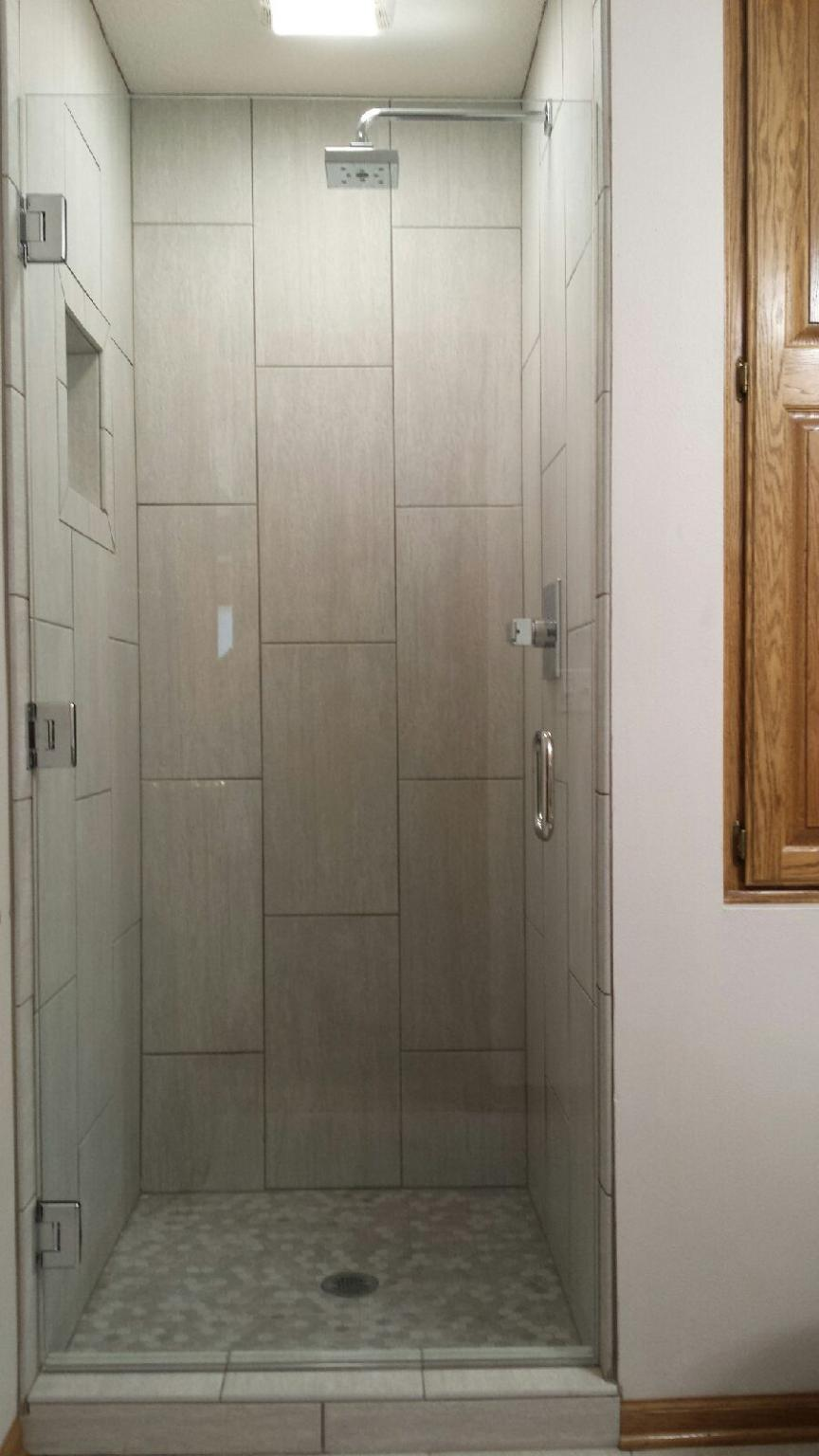 Shower Doors Des Moines  Sassman Glass and Mirror