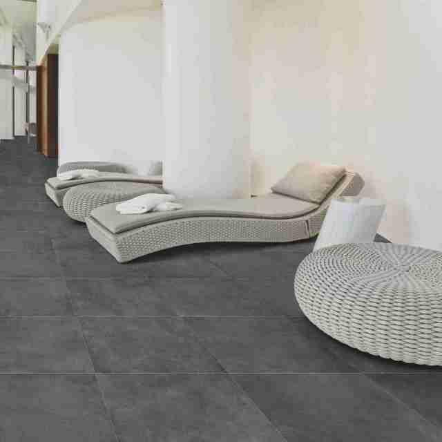 Grès porcellanato effetto cemento collezione Metro