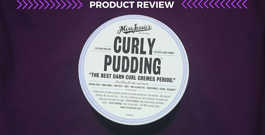 Miss Jessie's Curly Pudding Product Review - sassycritic.com