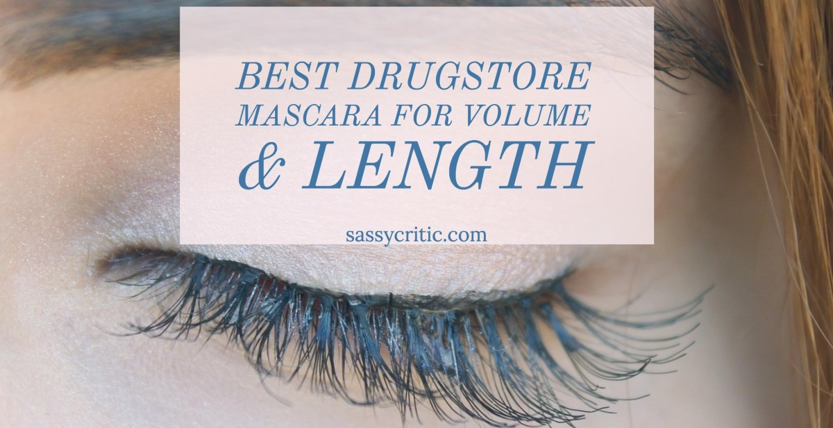 Best Drugstore Mascara for Volume and Length