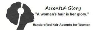 Accented glory logo - headband giveaway - sassycritic.com