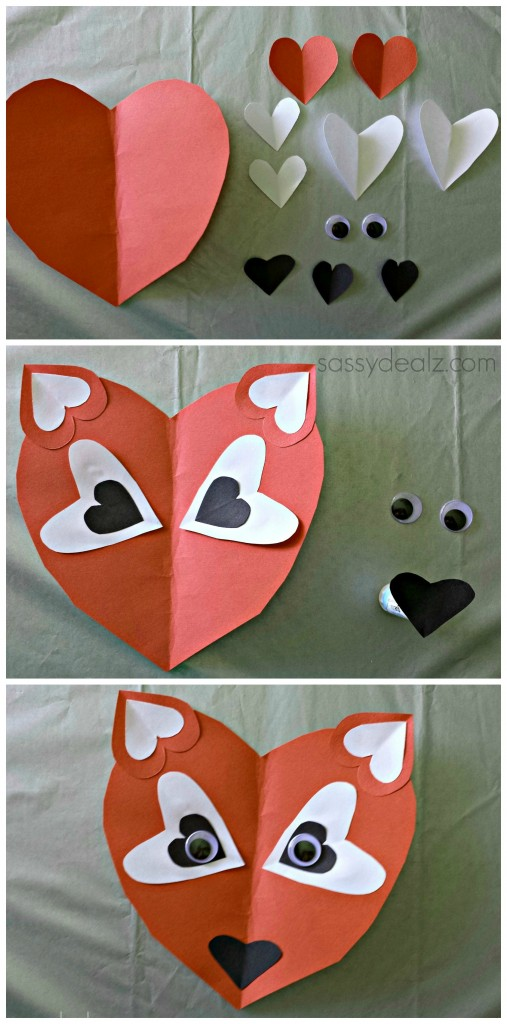 List Of Easy Valentines Day Crafts For Kids Crafty Morning