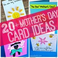 Easy mother s day cards amp crafts for kids to make crafty morning