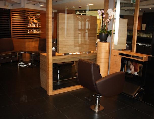 Emmanuel F Organic Hair Salon in Central  Sassy Hong Kong