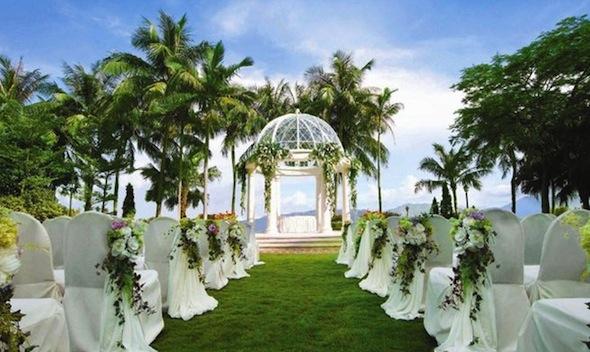 Top 10 Alfresco Wedding Venues in Hong Kong  Sassy Hong Kong