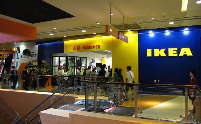 Ikea Sassy Hong Kong