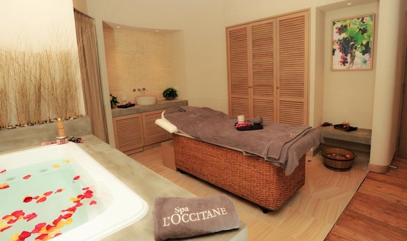Spa LOccitane  a relaxing trip to Provence in Star