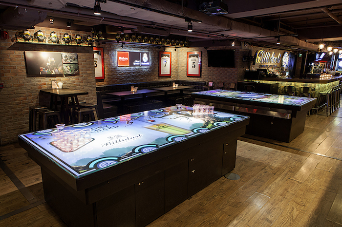 Best Bars in Hong Kong Where to Play Beer Pong